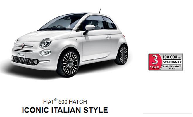 Exterior - Fiat Italian Style