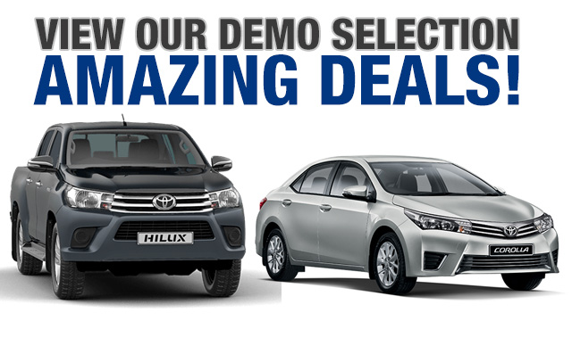 View our Demo Selection