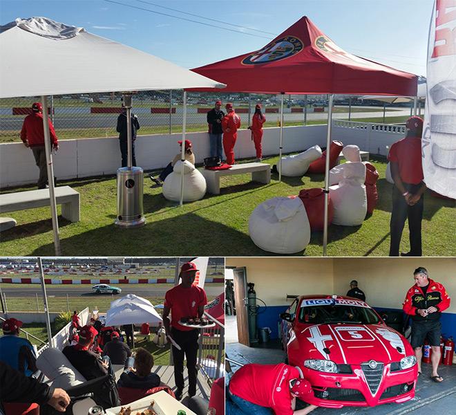 Killarney Race Day Great Success for Alfa Romeo Team!