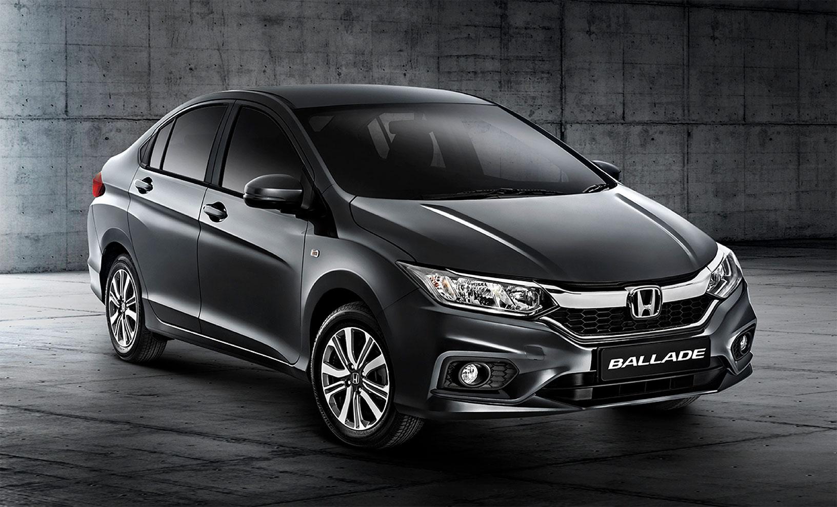 Honda New Car Prices