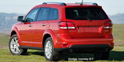 Dodge Journey 3.6 R/T