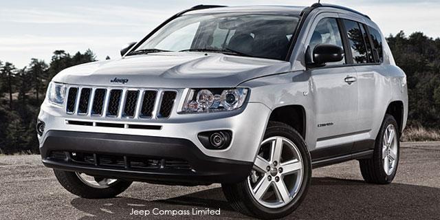 Jeep Compass 2.0L Limited auto