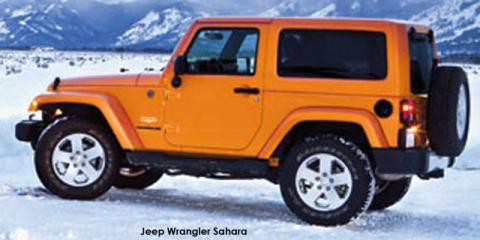 Jeep Wrangler 3.6L Sahara