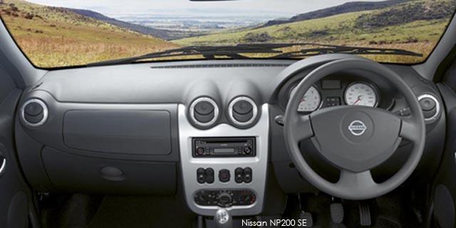 Nissan NP200 1.5dCi SE