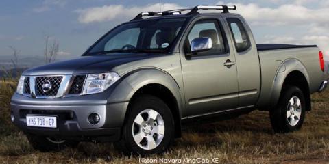Nissan Navara 2.5dCi KingCab XE