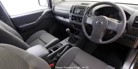 Nissan Navara 2.5dCi KingCab 4x4 XE