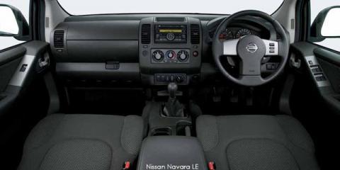 Nissan Navara 2.5dCi double cab XE