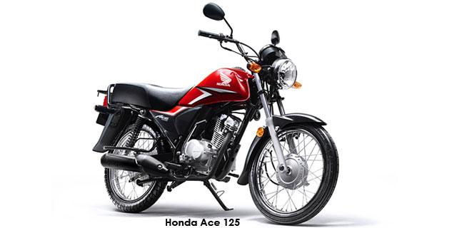 Honda Bike Street Ace 125