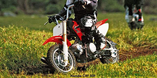 Honda Bike Enduro