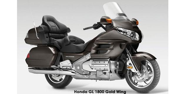 Honda Bike Tourers GL1800 Manual