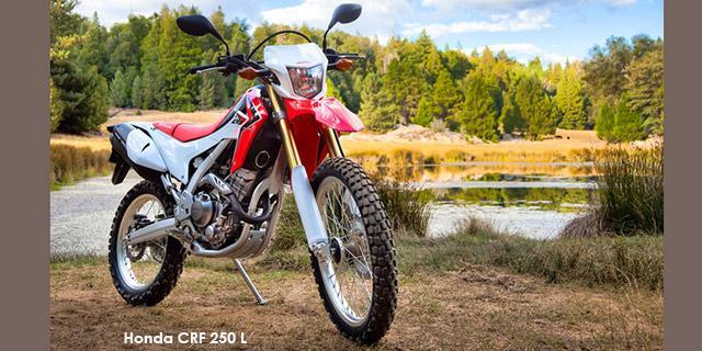 Honda Bike Dual