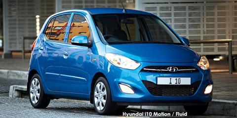 Hyundai i10 1.1 Motion
