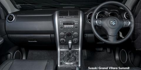Suzuki Grand Vitara 2.4 Dune - Image credit: © 2018 duoporta. Generic Image shown.