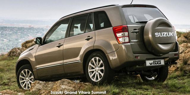 Suzuki Grand Vitara 2.4 Summit