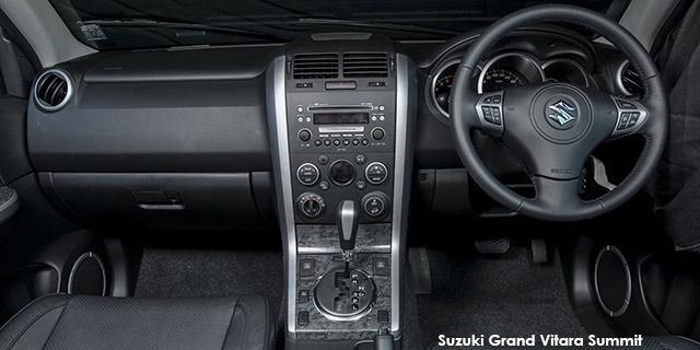 Suzuki Grand Vitara 2.4 Summit auto