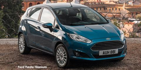 Ford Fiesta 5-door 1.0T Titanium