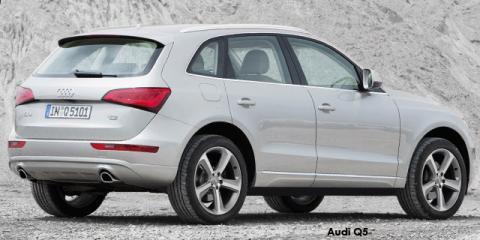 Audi Q5 2.0TDI S quattro auto