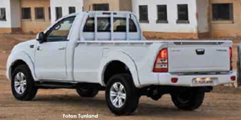 Foton Tunland 2.8 double cab off-road Comfort
