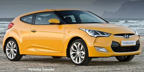 Hyundai Veloster 1.6 Executive auto