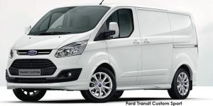 FordTransit Custom