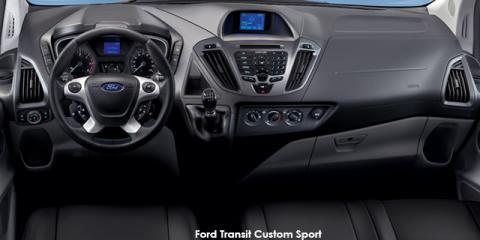 Ford Transit Custom panel van 2.2TDCi 114kW SWB Sport