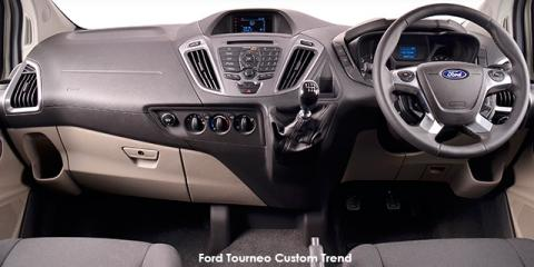 Ford Tourneo Custom 2.2TDCi SWB Ambiente - Image credit: © 2018 duoporta. Generic Image shown.