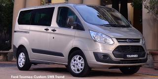 Ford Tourneo Custom - Image credit: © 2018 duoporta. Generic Image shown.