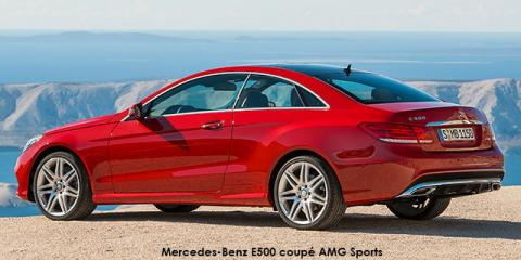 Mercedes-Benz E500 coupe AMG Sports