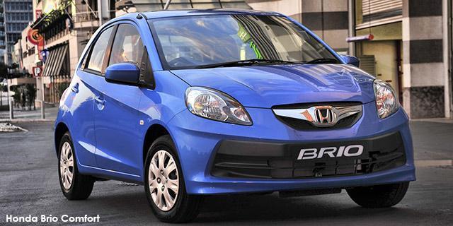 Honda Brio Hatch