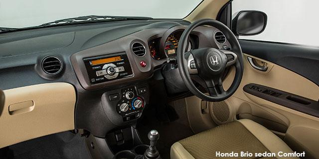 Honda Brio Amaze 1.2 Trend 4-Dr