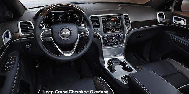 Jeep Grand Cherokee 5.7L V8 Overland