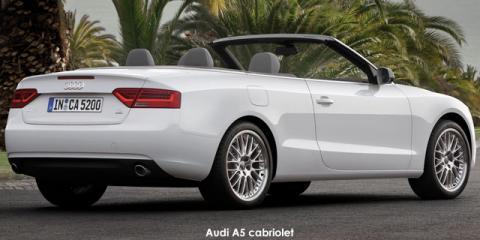 Audi A5 cabriolet 2.0TFSI SE