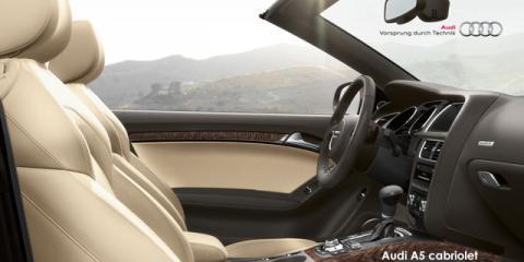 Audi A5 cabriolet 2.0TFSI quattro