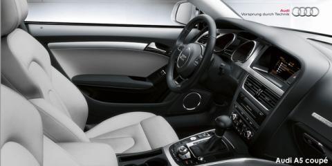 Audi A5 coupe 2.0TDI SE