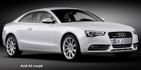 Audi A5 coupe 2.0TFSI SE
