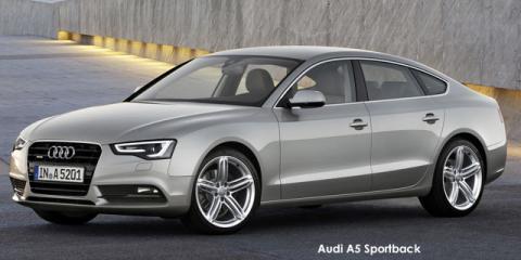 Audi A5 Sportback 2.0TFSI SE