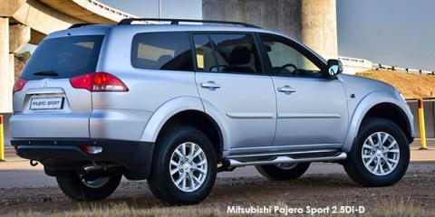 Mitsubishi Pajero Sport 2.5DI-D 4x4 auto