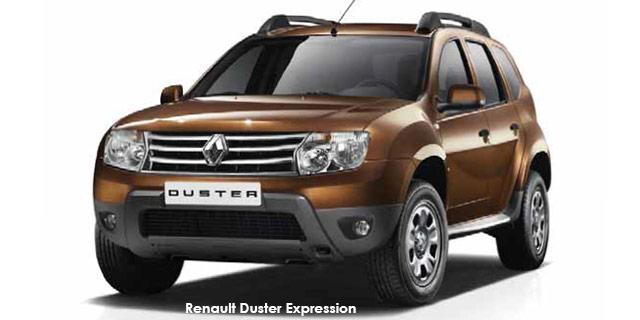 renault duster expression 4x4 aкп6