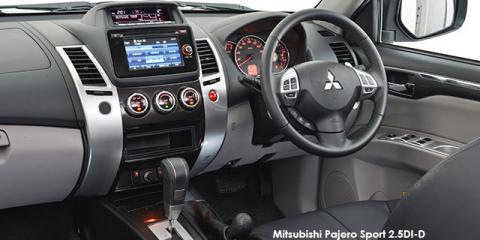 Mitsubishi Pajero Sport 2.5DI-D auto