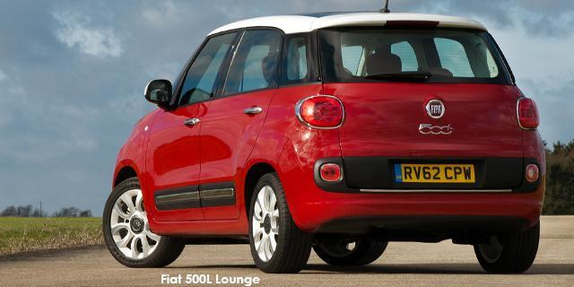 Fiat 500L 1.6 Multijet Lounge