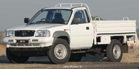 Tata Worker 3L 207 Di Turbo