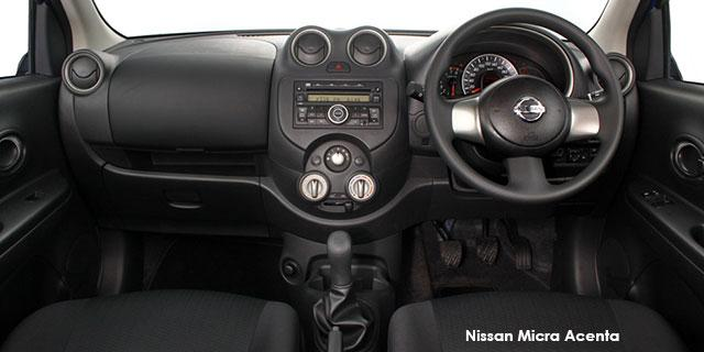 Nissan Micra 1.2 Visia+ With Audio