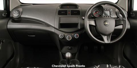 Chevrolet Spark 1.2 Pronto panel van