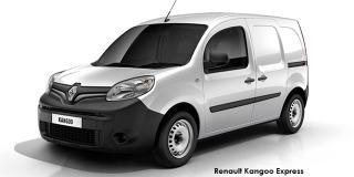 Renault Kangoo - Image credit: © 2018 duoporta. Generic Image shown.