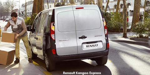 Renault Kangoo Express 1.6 panel van - Image credit: © 2020 duoporta. Generic Image shown.