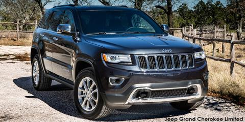 Jeep Grand Cherokee 3.6L Limited - Image credit: © 2019 duoporta. Generic Image shown.
