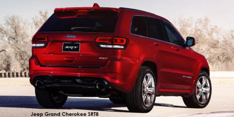 Jeep Grand Cherokee SRT - Image credit: © 2020 duoporta. Generic Image shown.