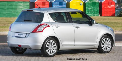 Suzuki Swift hatch 1.4 GLS auto