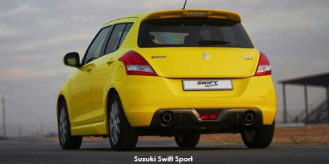 Suzuki Swift hatch 1.6 Sport