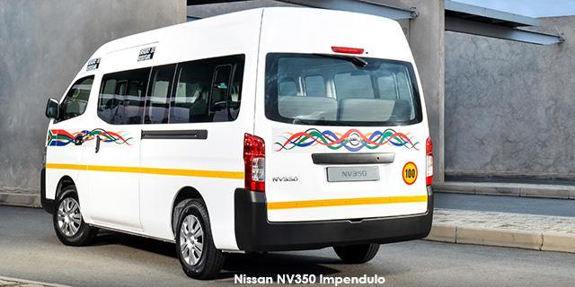 Nissan NV350 Impendulo 2.5i - Taxi